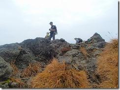 10御岳、九州百名山に上がってきました
