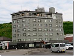 02宿泊のホテル礼文