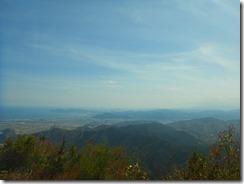 1-16山頂から延岡市方面