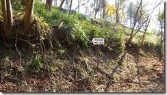 2-04長い林道歩きですが所々に案内がありますIMG_3086