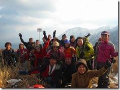 26伽藍岳頂上集合写真