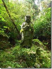 42弘法大師立像です