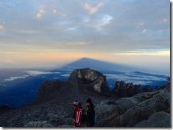 29影キナバル山