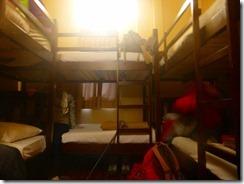 18室内は2段ベット、シュアーハウスです