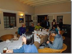 1-02ヤンゴンでの遅い夕食