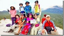1-11レンバートドーム山頂 標高2880m
