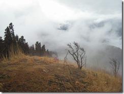 11黒峰山登り