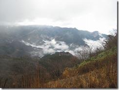 22栗藤集落の雲海
