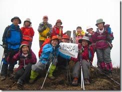 21トンギリ山頂上記念写真