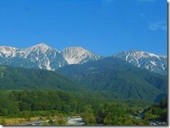 白馬三山(北アルプス、日本百名山)