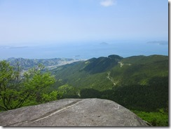 19 大岩展望からの景色