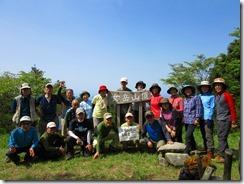 28 女岳登頂写真