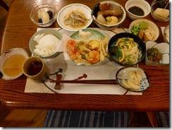 4-03アルプス山荘 夕食