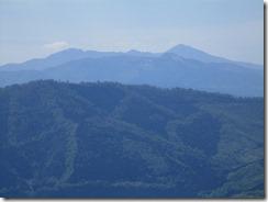 08国見岳の遠望