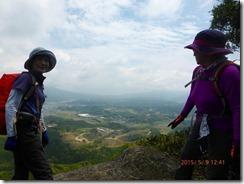 22姫落し岩からの絶景