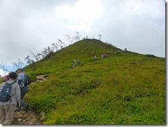22登山風景