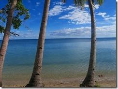 33碧い海と青い空