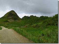 10オスメニア山が見えてきました