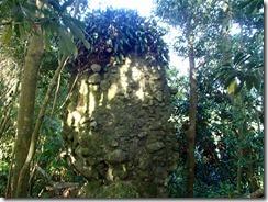 19パイナップル岩を通過します