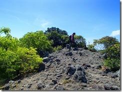 12展望よい岩稜