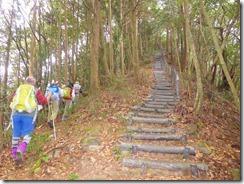 06 階段ではなく山道を進みましたP1100342