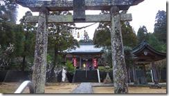 3-01七嶽神社に安全祈願
