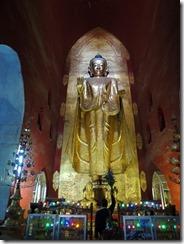 3-02アーナンダ寺院(パガン寺院建築の最高傑作、(美しい)