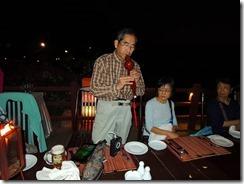 4-57 Iさんの中国楽器フルスの演奏