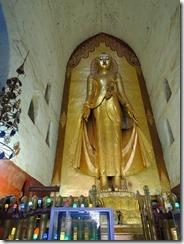 3-05アーナンダ寺院(パガン寺院建築の最高傑作、(美しい)