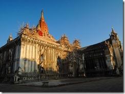 3-11アーナンダ寺院(パガン寺院建築の最高傑作、(美しい)