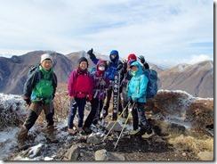 2-11⑨北大船山登頂写真