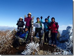 2-16平治岳登頂写真