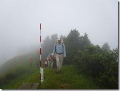 1-07清栄山に到着しました