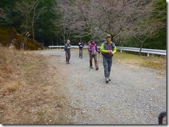 1-01紫尾山登山開始