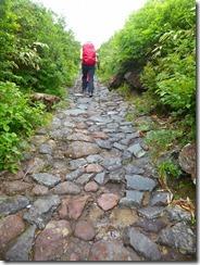 4-05石畳の登山道