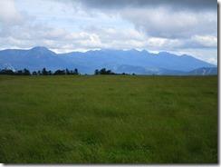 1-03八ケ岳の展望が得られました