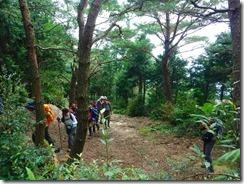 05色利山への登り