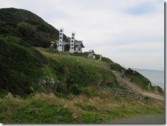 39沖津宮遙拝所への階段