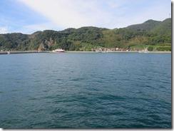 03大島に近づく