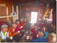 4-02赤石岳 避難小屋