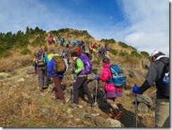 1-31俵山への急登