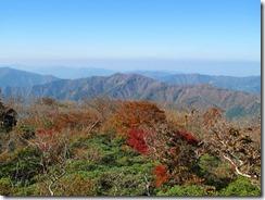 14山頂からの展望