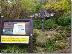 10紅葉茶屋到着、普賢岳山頂まで400mです