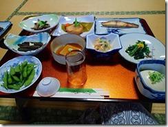 27 魚以外は、全部身近なものを使っての手作りのお料理