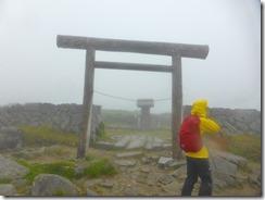 3-22日枝神社にお参りしました