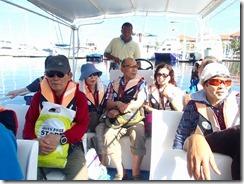 02乗船してサピ島に向かいました