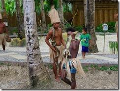 10原住民部落へ立ち寄り