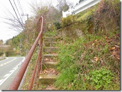 03 近道の階段