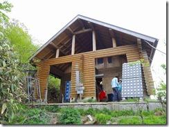 2-49宿泊の9合目小屋