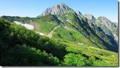 1-13明日登る剱岳